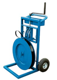 VERTICAL - HORIZONTAL STRAPPING CART