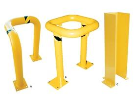 Column Guards, Machine Guards and Guard Rails