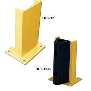 STRUCTURAL RACK GUARDS (4 ANCHORS)