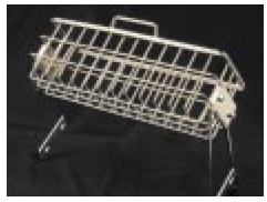 OPTIONAL REAR BASKET ATTACHMENT