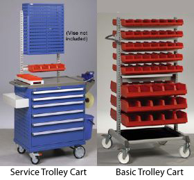 SOVELLA TROLLEY CARTS