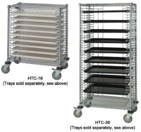 INDUSTRIAL TRAY CARTS