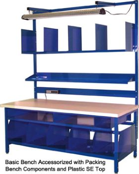 Excellent Industrial Workbenches Work Tables Packing Tables For Caraccident5 Cool Chair Designs And Ideas Caraccident5Info