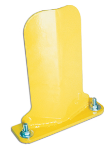 LOW PROFILE RACK GUARDS (2 ANCHORS)