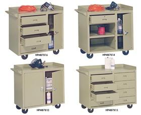 PREMIER MOBILE SERVICE BENCH CABINETS