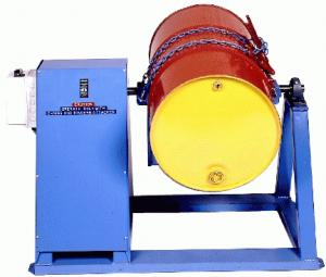 END-OVER-END DRUM TUMBLER