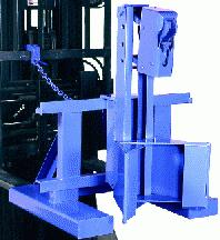 DRUM HANDLING FORKLIFT ATTACHMENTS