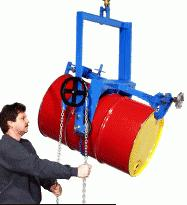 RIM CLAMP DRUM LIFTERS