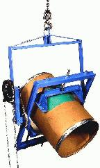 FIBER DRUM LIFT CARRIER