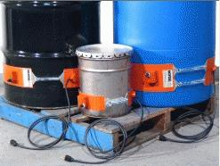 DRUM HEATERS AND PAIL HEATERS
