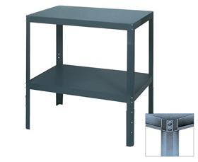 BASIC WORK TABLE · HEAVY DUTY WORK TABLES