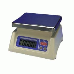Digital Scale with Stainless Steel Pan - SK Series
