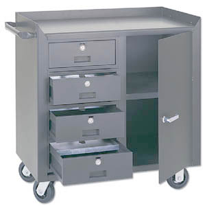 MOBILE SHOP/LAB CABINET