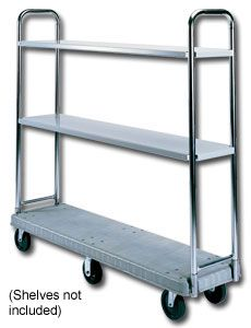 Wondrous U Boat Carts Platform Trucks Nationwide Industrial Supply Evergreenethics Interior Chair Design Evergreenethicsorg