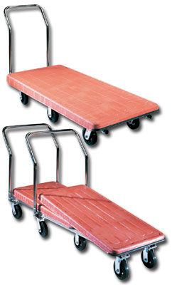 PLATFORM CARTS/TRUCKS NESTABLE OR NON-NESTABLE
