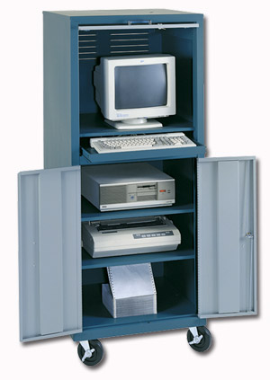 Computer Cabinets At Nationwide Industrial Supply Llc