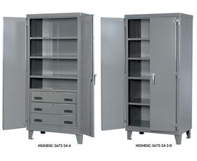 LOCKABLE STORAGE CABINET · SUPER EXTRA HEAVY DUTY CABINETS