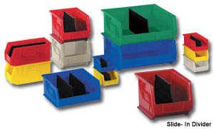 LEWISBINS PARTS BINS