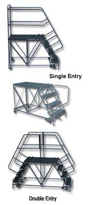 Stainless Steel WORK PLATFORMS