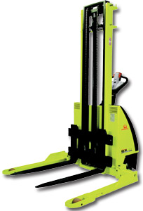 GX SERIES ELECTRIC STACKER