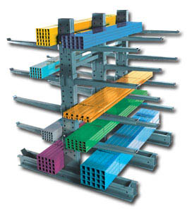 JARKE HEAVY-DUTY CANTILEVER RACKS