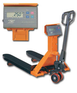 AATLAS KWIK-WEIGH ELECTRONIC PALLET TRUCK SCALE