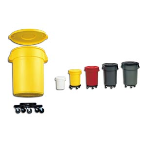 ROUND BRUTE® CONTAINERS