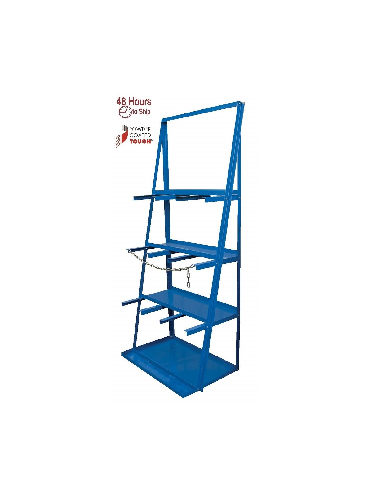 Vertical Bar Racks At Nationwide Industrial Supply Llc