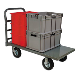 MEDIUM DUTY STEEL DECK PLATFORM TRUCK