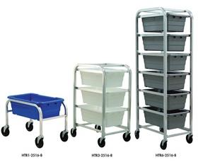 MOBILE TUB RACKS