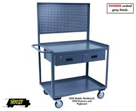 HEAVY DUTY MOBILE & FIXED CABINETS