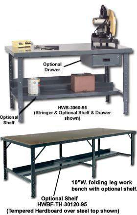 ERGONOMIC WORK BENCHES