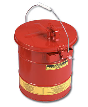 5 GALLON PORTABLE MIXING TANK