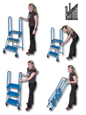 Step Ladder Nationwide Industrial Supply