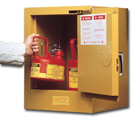 COUNTERTOP FLAMMABLE CABINET