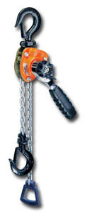 CM SERIES 657 LEVER HOISTS