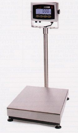 STAINLESS STEEL WASHDOWN GENERAL WEIGHING SCALE