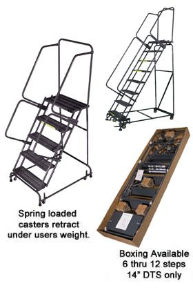 Ballymore Ladders Nationwide Industrial Supply