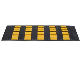 RUBBER SPEED HUMPS