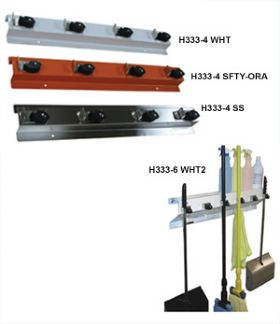 industrial broom holders - Broom Holder
