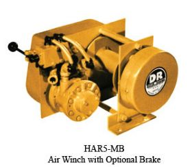 Rocket 51 Series Winches