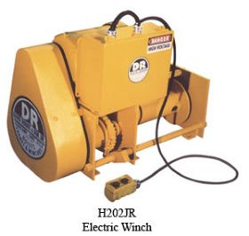 202 Series Winches