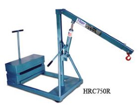 Reverse-Style Cranes