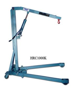 Knock-Down & Adjustable-Height Floor Cranes