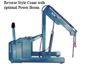Full-Power Floor Cranes