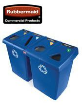GLUTTON® RECYCLING STATION