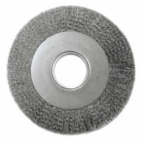 Anderson Brush Medium Face Crimped Wire Wheels-DA Series