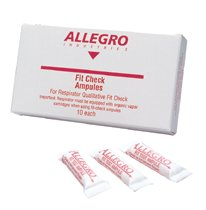 Allegro® Respirator Fit Check Ampules