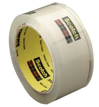 3M Industrial Scotch® High Performance Box Sealing Tapes 313