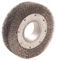 Anderson Brush Wide Face Crimped Wire Wheels-DH Series